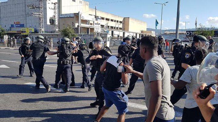 """المجتمع الأثيوبي ينتفض ضد العنصرية في """"اسرائيل"""""""