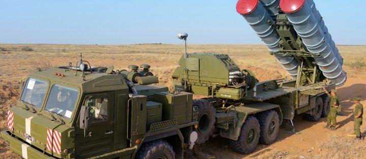 """تركيا: من الممكن نشر أنظمة """"إس-400"""" الروسية على الحدود مع سوريا"""