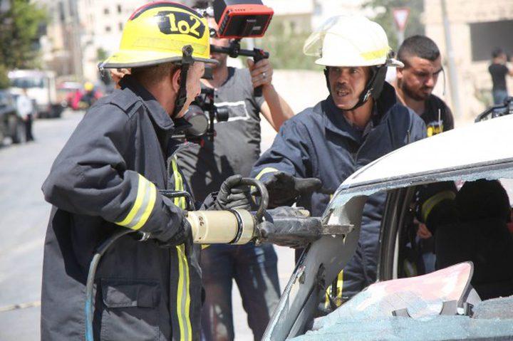 نابلس: تدريب عملي ومحاكاة لوقوع زلزال افتراضي اليوم