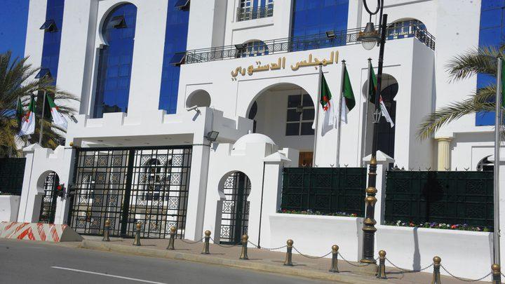 وزير العدل الجزائري يطالب بمكافحةالفساد واستعادة الأموال المنهوبة