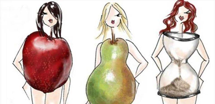 """جسم """"التفاحة"""" يُشكل خطرا على النساء.. لماذا؟"""
