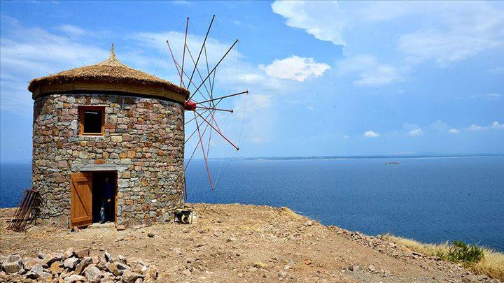 إعادة ترميم جزيرة تركية فتصبح أجمل مما كانت عليه