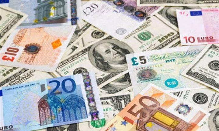 انخفاض سعر الدولار .. أسعار العملات