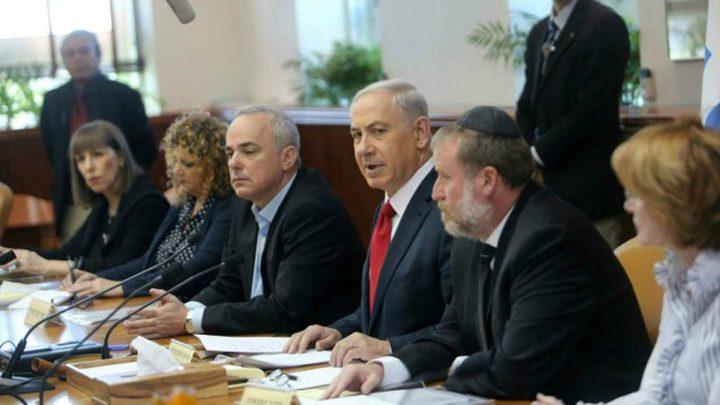 نتنياهو يأمر بالاستعداد لشن عملية عسكرية واسعة في غزة