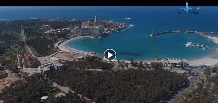 أهم المناطق السياحية في الاسكندرية