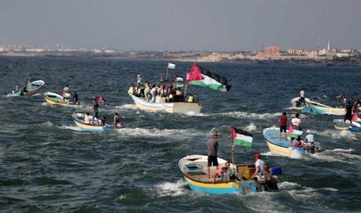 الاحتلال ينوي الإفراج عن مراكب الصيد المحتجزة اليوم