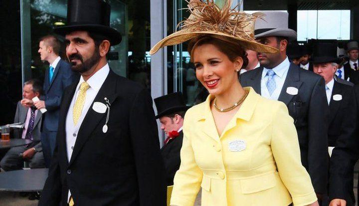 أول تعليق رسمي بشأن الأميرة هيا بنت الحسين