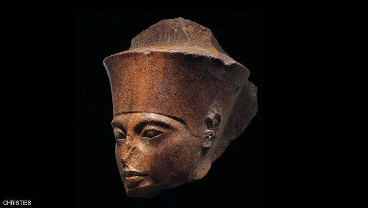 مصر تحاول إيقاف بيع رأس الفرعون الشهير بلندن.. وتعنت بريطاني
