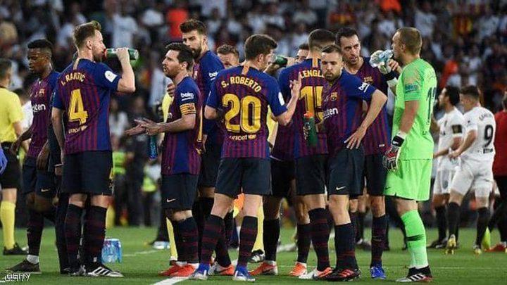 برشلونة في ضيافة بيلباو.. وريال مدريد يواجه سيلتا