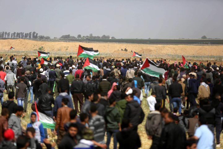 """هل أثّرت """"مسيرات العودة"""" اجتماعيا على سكان مستوطنات غلاف غزة ؟"""