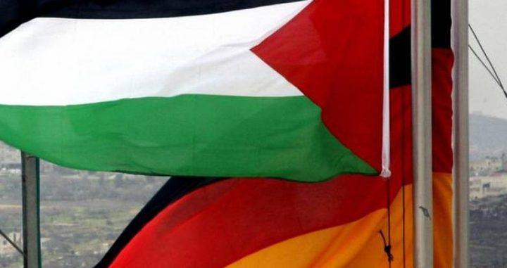 ألمانيا تؤكد موقفها الثابت من حل الدولتين وإقامة دولة فلسطينية