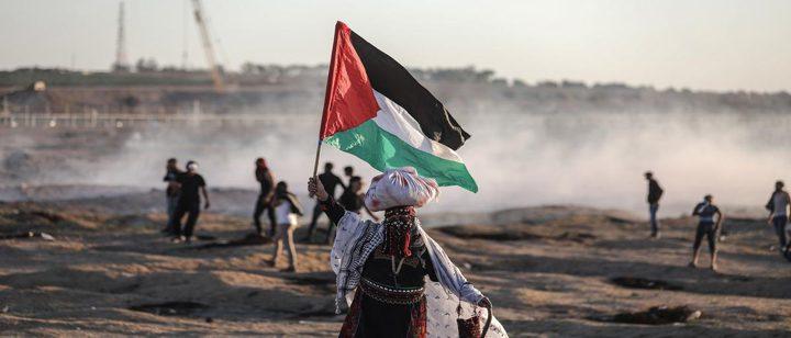 """غزة تستعد لمسيرات """"بوحدتنا نسقط المؤامرة"""""""