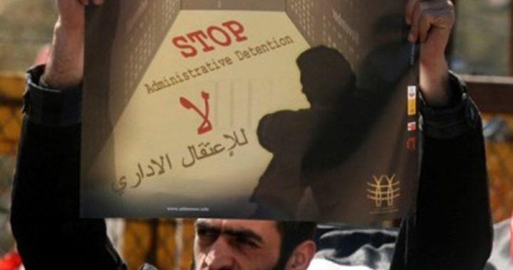 قوات الاحتلال تصدر أوامر بالاعتقال الاداري وتجدد أخرى بحق أسرى