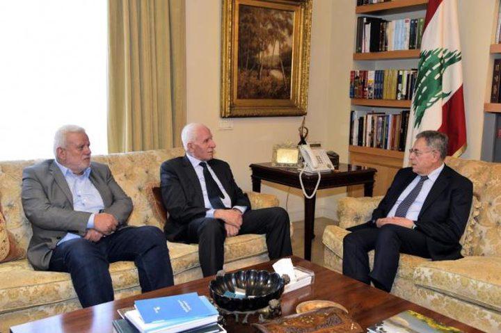 """لبنان يجدد رفضه لـ""""صفقة القرن"""" ورفض مخطط التوطين"""