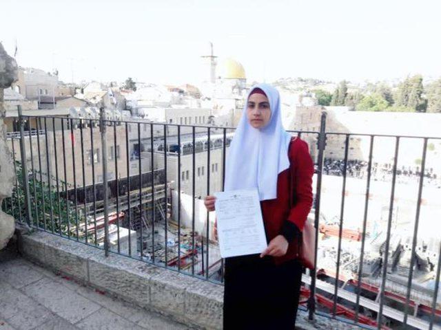 الاحتلال يعتقل فتاة من داخل المسجد الأقصى