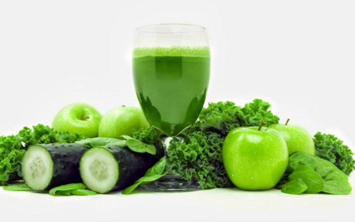 ما سر المشروب الأخضر؟