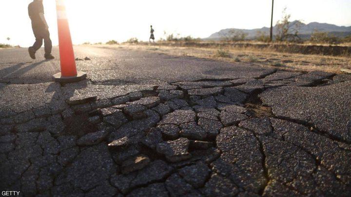 زلزال ثان يضرب كاليفورنيا في 24 ساعة