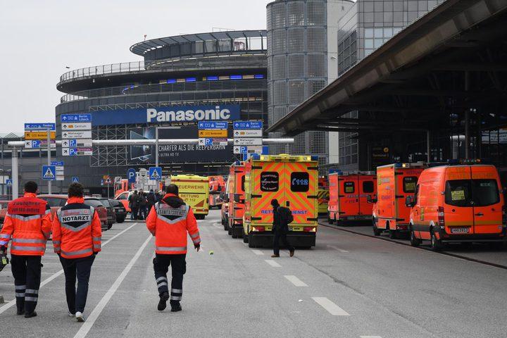 قنبلة من الحرب العالمية الثانية تثير القلق بمطار فرانكفورت
