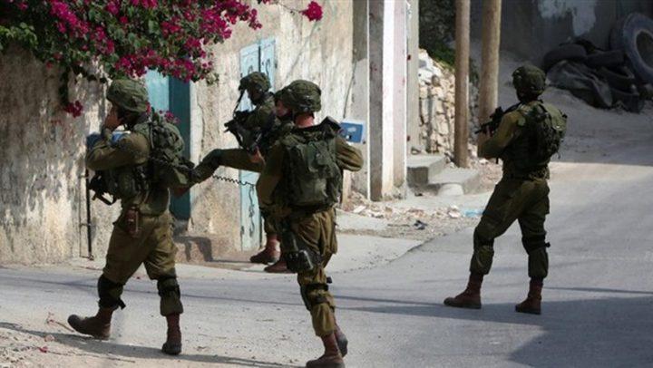 قوات الاحتلال تعتقل شابا من برقين غرب جنين