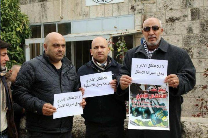 اعتقالات إدارية وتجديد أخرى لـ 20 شابا من بيت لحم