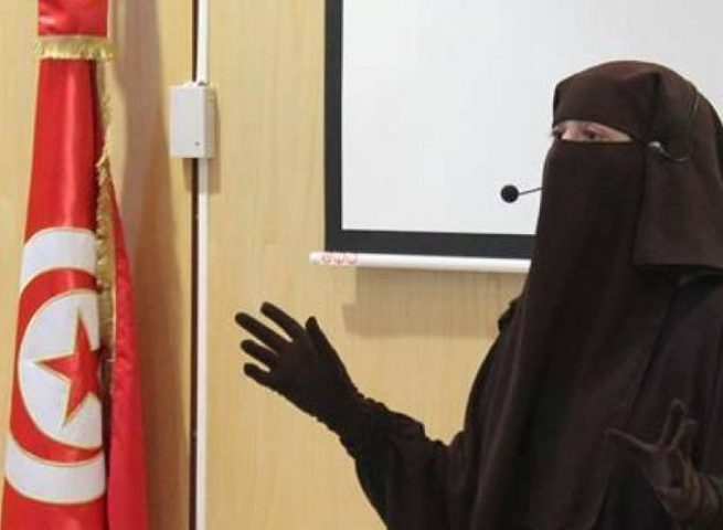 """رسميًا .. تونس تحظر ارتداء """" النقاب """" في دوائرها الرسمية"""