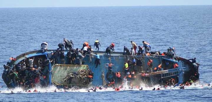 انتشال جثث 14 مهاجرا قبالة السواحل التونسية