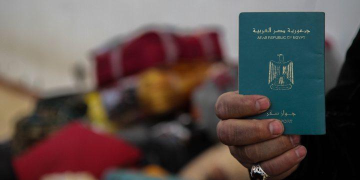 مصر.. إقرار قانون منح الجنسية المصرية مقابل الاستثمار