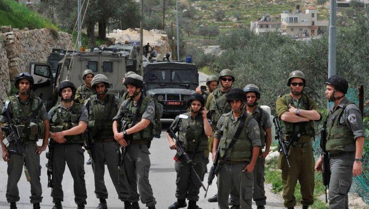 الاحتلال يواصل حملات التنكيل بالعيسوية وسط القدس المحتلة