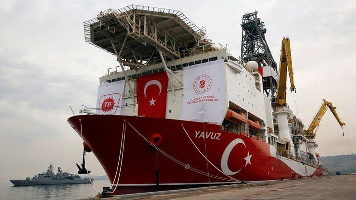 سفينة حفر تركية ثانية تبدأ العمل قبالة سواحل قبرص