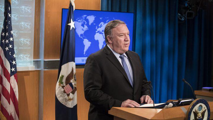 بومبيو: إيران ستعرض نفسها لعقوبات أكبر بتطوير برنامجها النووي