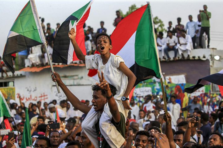 السودان: قوى الحرية والتغيير تلغي الدعوة للعصيان المدني