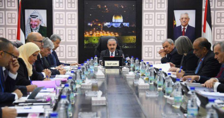 مجلس الوزراء يشيد بنتائج زيارة الوفد الوزاري إلى الأردن