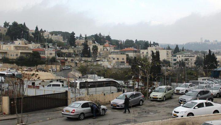 استيلاء المستوطنين على عقار سكني في حي الصوانة وسط القدس