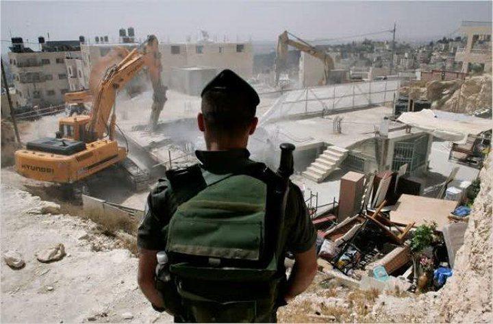 قضاء الاحتلال يُجمّد تبرعات لعائلة صودر منزلها في سلوان