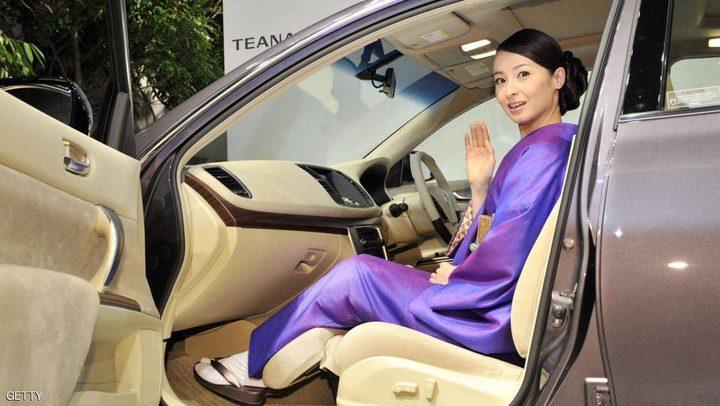 يستأجرون السيارات ولا يقودونها فقط في اليابان
