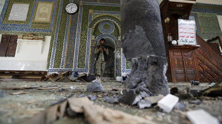 اليمن: الأوقاف تتهم الحوثيين بتفجير 76 مسجداً