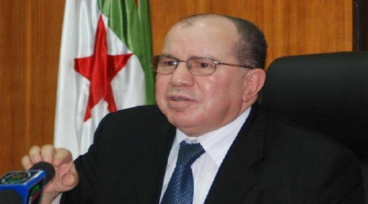 سجن الوزير الجزائري الأسبق سعيد بركات بتهم التزوير