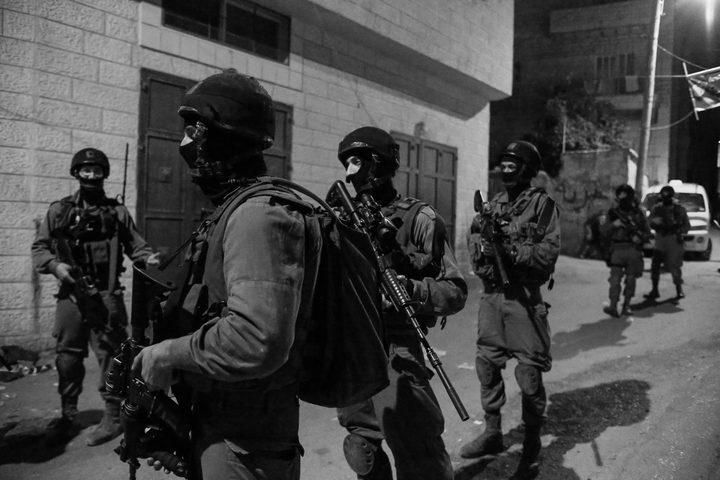 الاحتلال يدعي اعتقال خليتين في بيت لحم