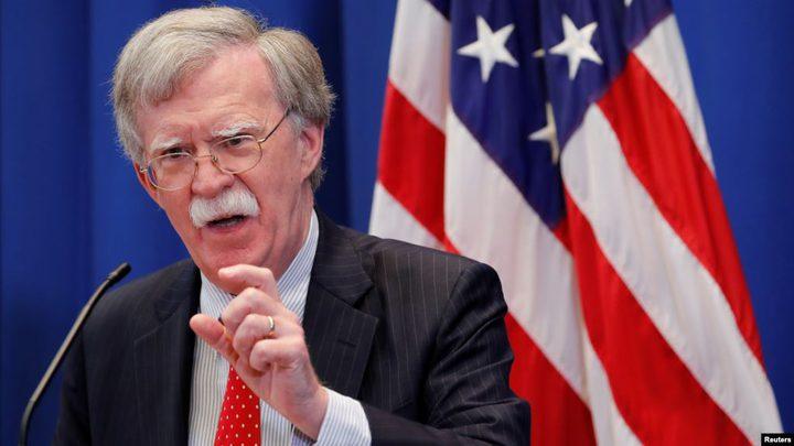 إدارة ترمب تواصل تهديد إيران