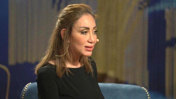 اول ظهور للإعلامية ريهام سعيد بعد خضوعها لعملية جراحية