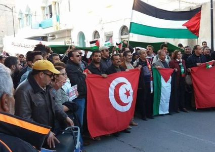 تونس:مؤتمر المعلم العربي فى مواجهة التطبيع مع الاحتلال