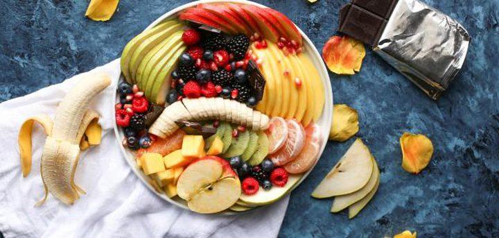 ما هي الفواكه التي تحتوي على الزنك؟