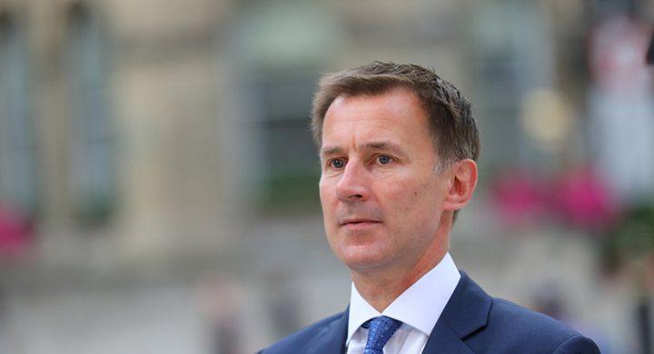 """وزير خارجية بريطانيا يصف تصريحات لترامب بـ """"قليلة الإحترام"""""""