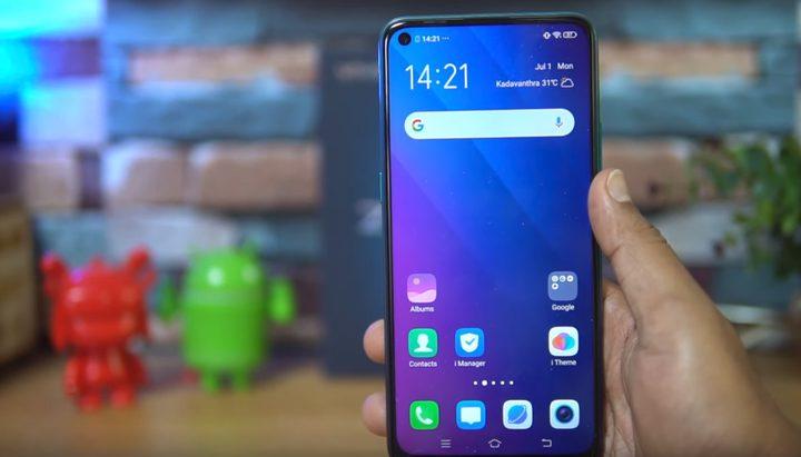 Vivo الصينية تكتسح سوق الهواتف بجهاز مميز
