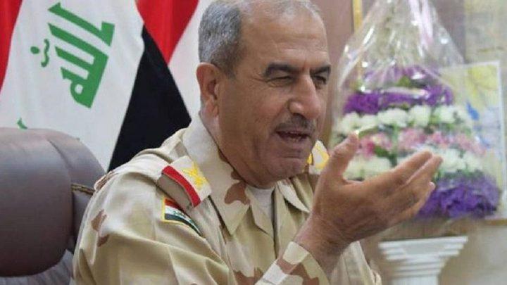 """توقيف قائد عسكري عراقي بتهمة """"التخابر مع الـCIA"""