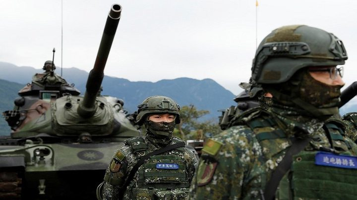 واشنطن تقرّ صفقة سلاح مع تايوان