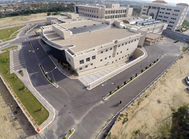 بتمويل أمريكي : اقامة مستشفى شمال قطاع غزة