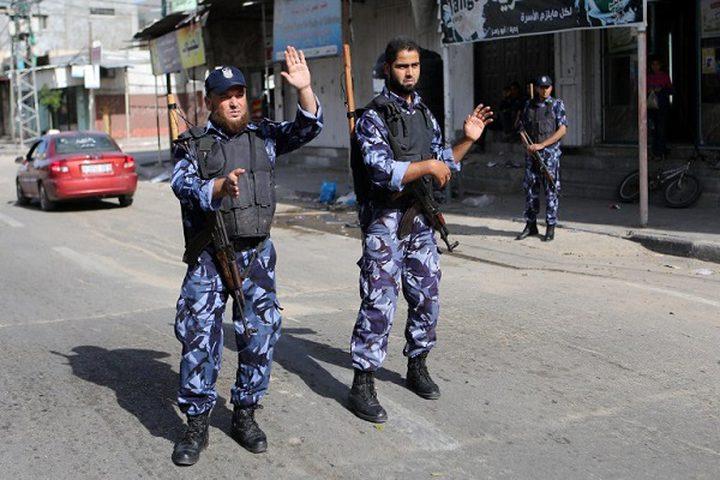 داخلية حماس: تنفيذ مناورة طارئة تحاكي التعامل مع أي تهديد مفاجئ