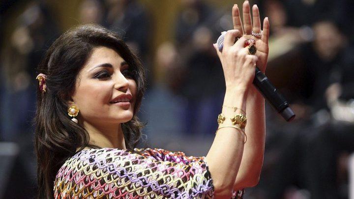 هيفاء حزينة على منتخب مصر وسعيدة لتونس والجزائر
