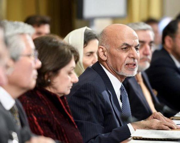 الرئيس الأفغاني يعتبر أن الوقت مناسب لصنع السلام